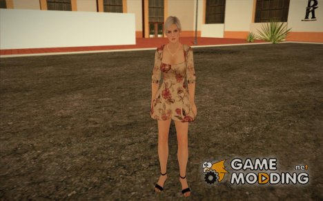 Modern Woman Skin 1 for GTA San Andreas