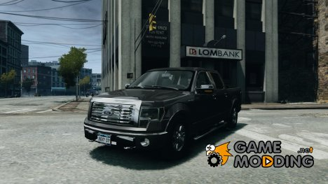 Ford F150 XLT v1.3 for GTA 4