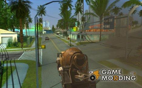 Дизель v 2.0 for GTA San Andreas