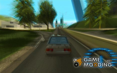 Maximum speed для GTA San Andreas