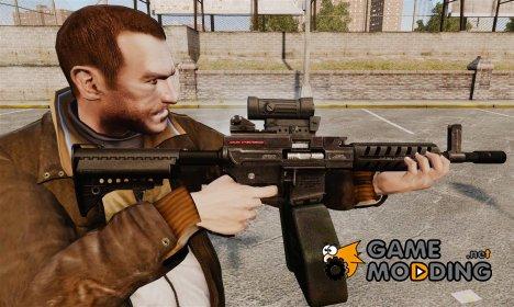 Ares Shrike для GTA 4