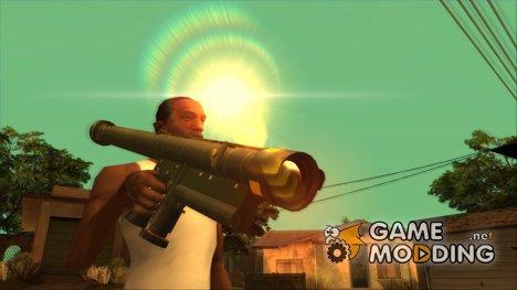 HQ Heatseek (With HD Original Icon) for GTA San Andreas