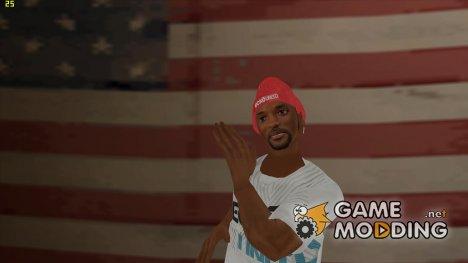 Will Smith для GTA San Andreas