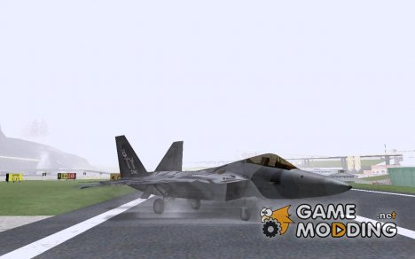 F-22 Raptor Starscream Tattoo Skin для GTA San Andreas