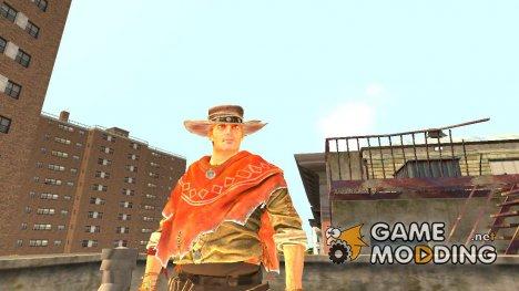 Сайлас Гривз for GTA 4