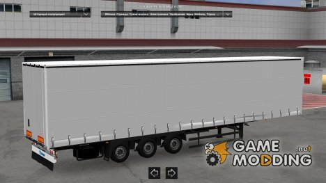 Krone Trailer for Euro Truck Simulator 2