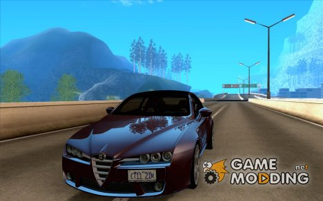 Alfa Romeo Brera Ti for GTA San Andreas