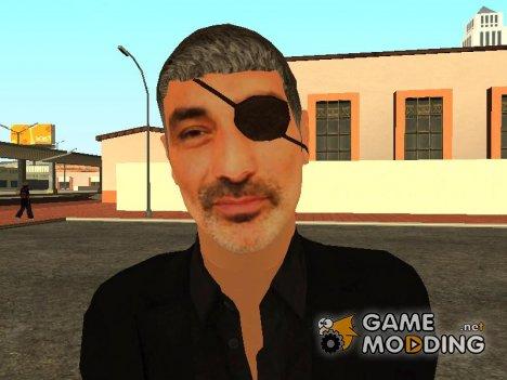 Poyraz From Kurtlar Vadisi Pusu для GTA San Andreas