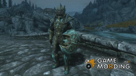 HeavyGlassArmor for TES V Skyrim