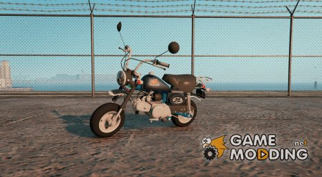 Honda z50j monkey for GTA 5