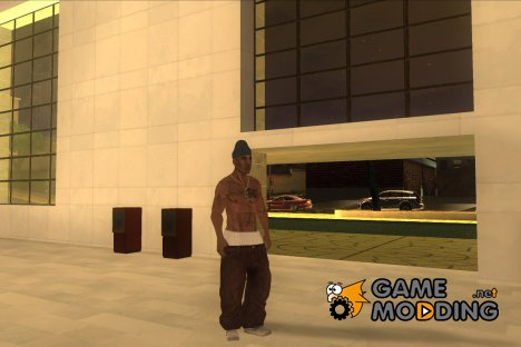OGLOC HD for GTA San Andreas