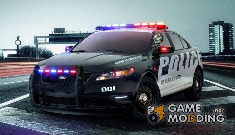 Звук мигалок полицейской машины из GTA V for GTA San Andreas