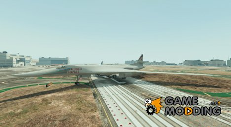 "Tu-160 ""White Swan\"" 0.01 for GTA 5"