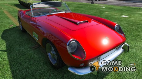 1957 Ferrari 250 GT California Spyder LWB for GTA 5