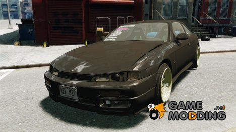 Nissan Silvia S14 Stance for GTA 4
