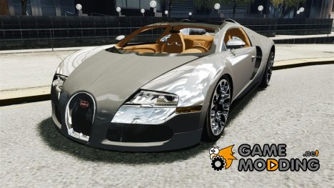 Bugatti Veyron Grand Sport Sang Bleu 2009 [EPM] for GTA 4