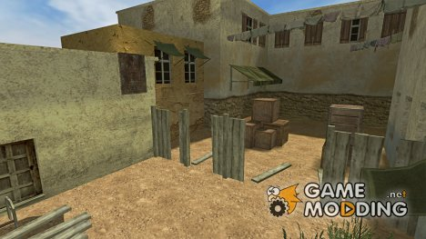 de_tuscan for Counter-Strike 1.6