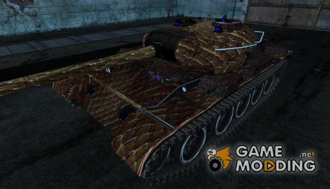 Шкурка для Т-54 (2v) for World of Tanks