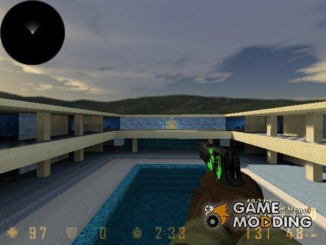 P250  Ядерная угроза for Counter-Strike 1.6