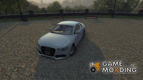 Audi RS5 for Mafia II