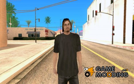 New Staff for GTA San Andreas