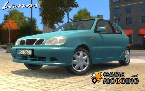 Daewoo Lanos FL 2001 for GTA 4