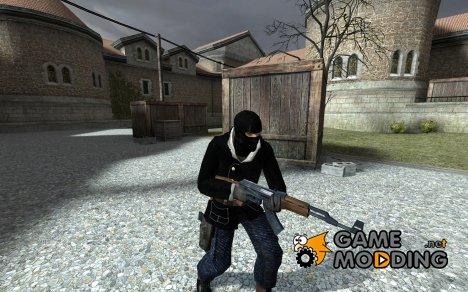 Rebel GangSter для Counter-Strike Source