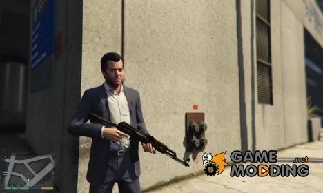 AK-47 for GTA 5