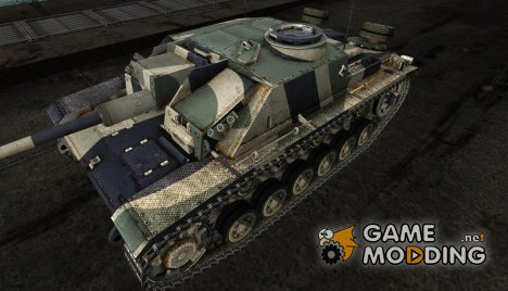 StuG III 4 для World of Tanks