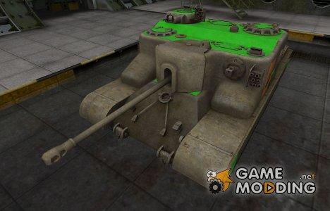 Качественный скин для AT 15 для World of Tanks