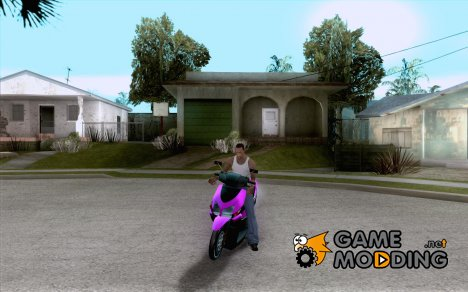Honda Vario for GTA San Andreas