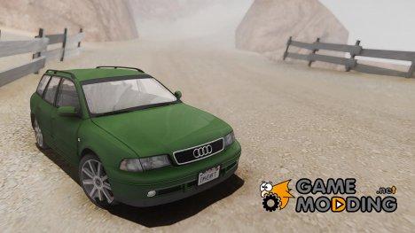 Audi A4 B5 Avant 2.5TDI US-Spec for GTA San Andreas