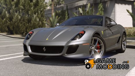 Ferrari 599 GTO AUTOVISTA for GTA 5