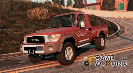 2016 Toyota Land Cruiser LX V6 для GTA 5