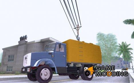 ЗиЛ 4331 Мусоровоз for GTA San Andreas