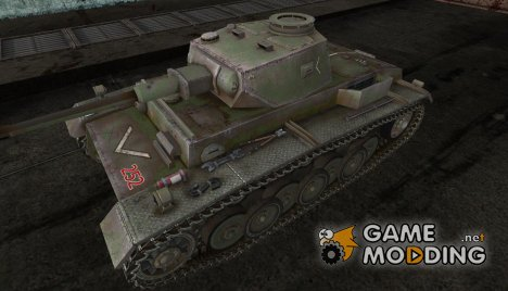 VK3001 (H) от oslav 1 for World of Tanks