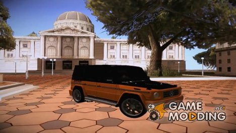 Mercedes-Benz G55 для GTA San Andreas