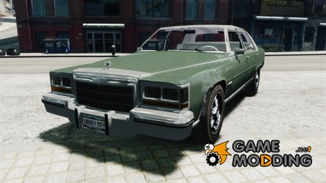 Cadillac Fleetwood Brougham 1985 for GTA 4