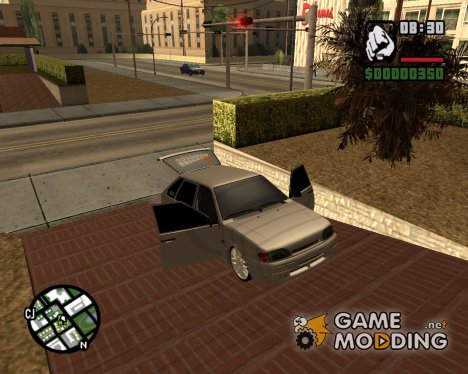 "ВАЗ 2114 Студия авто звука ""Медведь"" for GTA San Andreas"