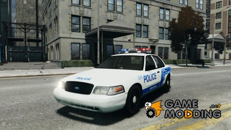 Ford Crown Victoria CVPI-V4.4M для GTA 4