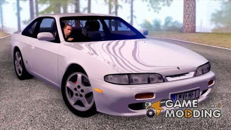 Nissan Silvia S14 KS Stock 1994 for GTA San Andreas