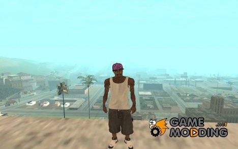 Новый скин Балласа for GTA San Andreas