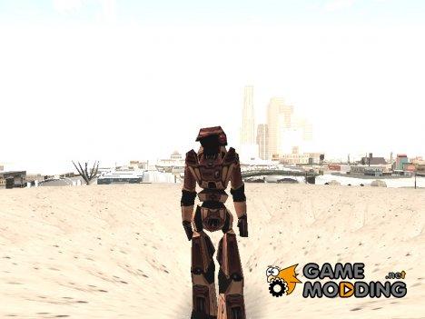 New swmotr3 for GTA San Andreas