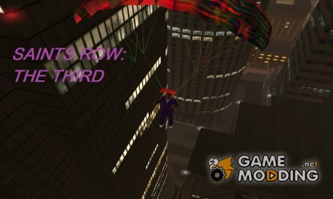 Saints Row The Third для GTA San Andreas