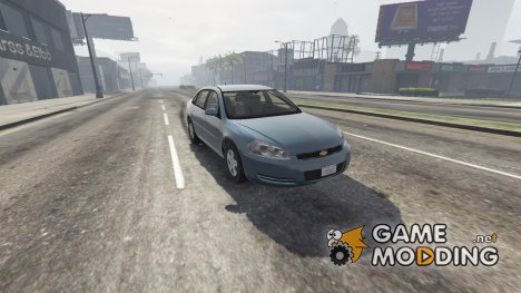 2006 Chevrolet Impala LS 1.4 for GTA 5
