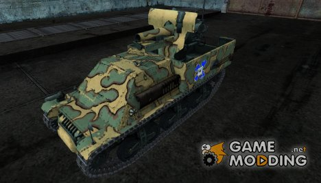 Шкурка для Lorraine39 L AM для World of Tanks