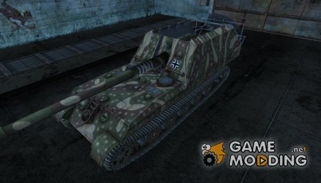GW_Tiger Stromberg for World of Tanks