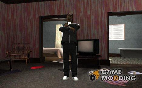Наркоторговец LQ для GTA San Andreas