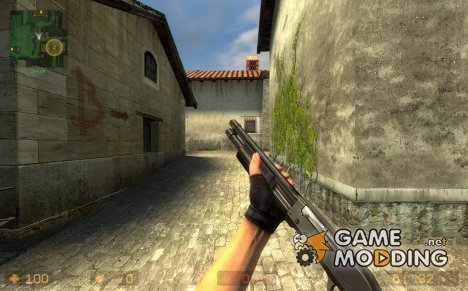 Default m3 hack для Counter-Strike Source