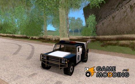Police Patriot для GTA San Andreas